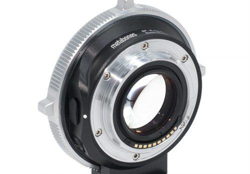 Positive Lockに対応した新しいCINEシリーズMETABONES製SONY Eマウント用電子接点付CANON EFマウント変換アダプタSpeed Booster ULTRA CINEシリーズTモデル『MB_SPEF-E-BT3』とSmart Adapter CINEシリーズTモデル『MB_EF-E-BT6』発売のお知らせ