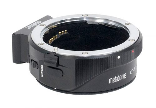 METABONES製ソニーEマウント用電子接点付キャノンEFアダプタ Version5『MB_EF-E-BT5』発売のお知らせ