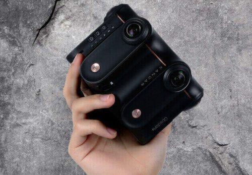 プロフェッショナル向け360度カメラ KANDAO(カンダオ)の取り扱いを開始いたします。