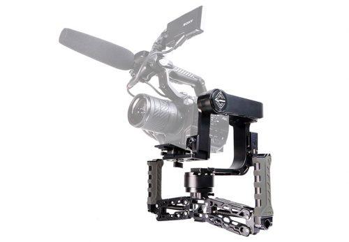 FILMPOWER製カメラジンバル 「Nebula 5300 5-Axis」 最大耐荷重4.5kg、ビデオカメラに対応したダブルハンド5軸電動スタビライザー発売