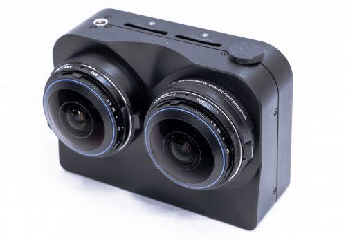 Z CAM K1 PRO 取扱開始-VR180(立体視180度VR動画)に対応した180度VRカメラ、購入、価格、検証など