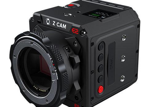 フルフレーム8Kシネマカメラ「Z CAM E2-F8」発売 ~ 8K / 6K / 4K対応、14ストップ、ZRAW(12bit) / ProRes / H265(10bit) サポート ~