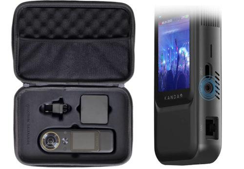 企業・法人様向けに5G対応8K360°VRライブ配信カメラ「QooCam 8K Enterprise」の発売及び、導入サービスを提供いたします。