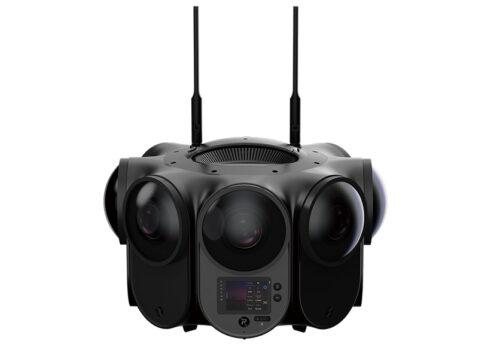 企業・法人様向けに12K3D360°シネマVRカメラ「Kandao Obsidian Pro」の発売及び、貸出レンタルサービスを提供いたします。